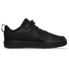 Tenis-Nike-Court-Borough-Low-Para-Niño-BQ5451-001