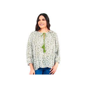 Blusa-Aviara-Collection-Tasel-Cuello-Redondo-Para-Mujer-SAB05FB-A2