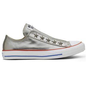 Tenis-Converse-Choclo-color-plata-para-Mujer-565380C