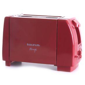 Tostador-Taurus-Rouge-para-2-rebanadas-T2P-Rouge