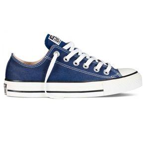 Tenis-Converse-Chuck-Taylor-All-Star-Low-Choclo-OX-Azul-para-caballero-M9697