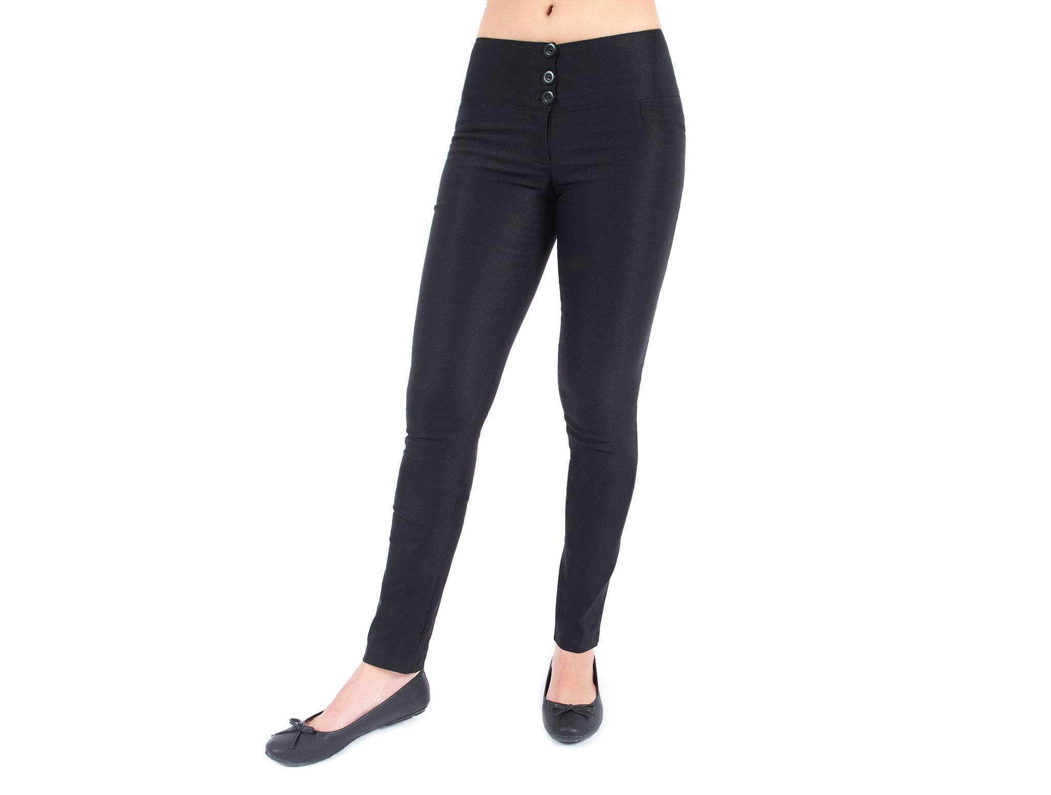 Pantalon Moda Jazmin Entubado Stretch Para Mujer 1753 Surtidoradepartamental