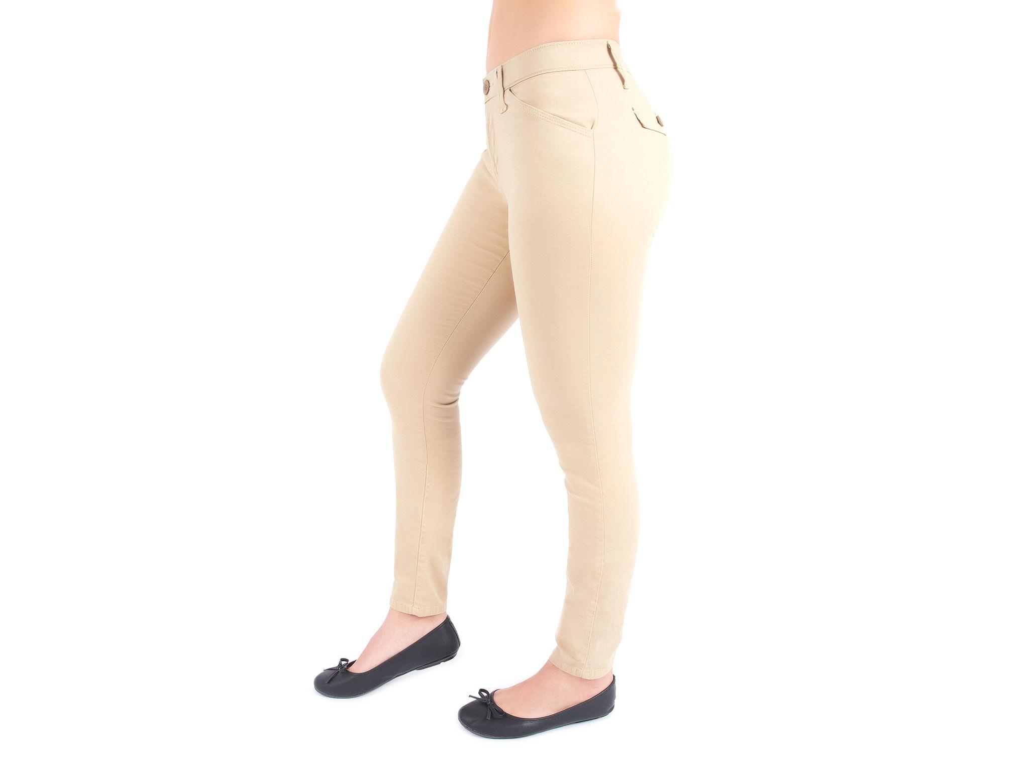 Pantalon Lee Casual Sport Gabardina Para Mujer 63 533 Ha16 Surtidoradepartamental