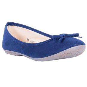 Balerina-lisa-SD-Basic-de-gamuza-color-azul-oscuro-BA05