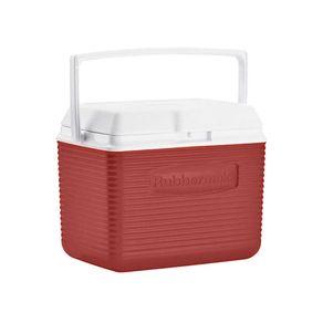 Hielera-de-plastico-Rubbermaid-de-9.7-litros-color-rojo-908771