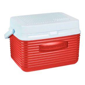 Hielera-de-plastico-Rubbermaid-de-4.7-litros-color-rojo-909457
