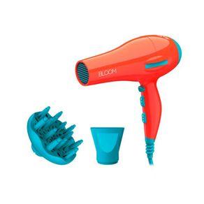 Secadora-para-cabello-Gama-Eleganza-Ion-Bloom-color-naranja