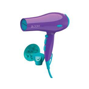 Secadora-para-cabello-Gama-Eleganza-Ion-Bloom-color-morado