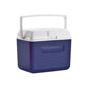 Hielera-de-plastico-Rubbermaid-de-9.7-litros-color-azul-902111