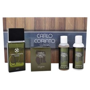 Set-Carlo-Corinto-4-Pzs-Perfume-Shower-Gel-After-Shave-Jabon-Para-Hombre-2180