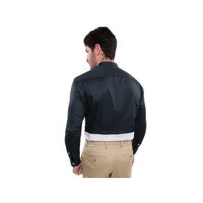 Camisa-Sherman-Morgan-Cuello-Mao-Con-Bloques-Para-Hombre-Mao-Bic