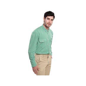 Camisa-Sherman-Morgan-Cuadros-2-Bolsillos-Para-Hombre-005V1