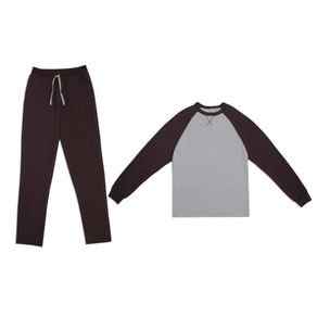 Pijama-Set-2-Piezas-Milk-Soda-Manga-Larga-Terry-Ranglan-Para-Hombre-PMK9056