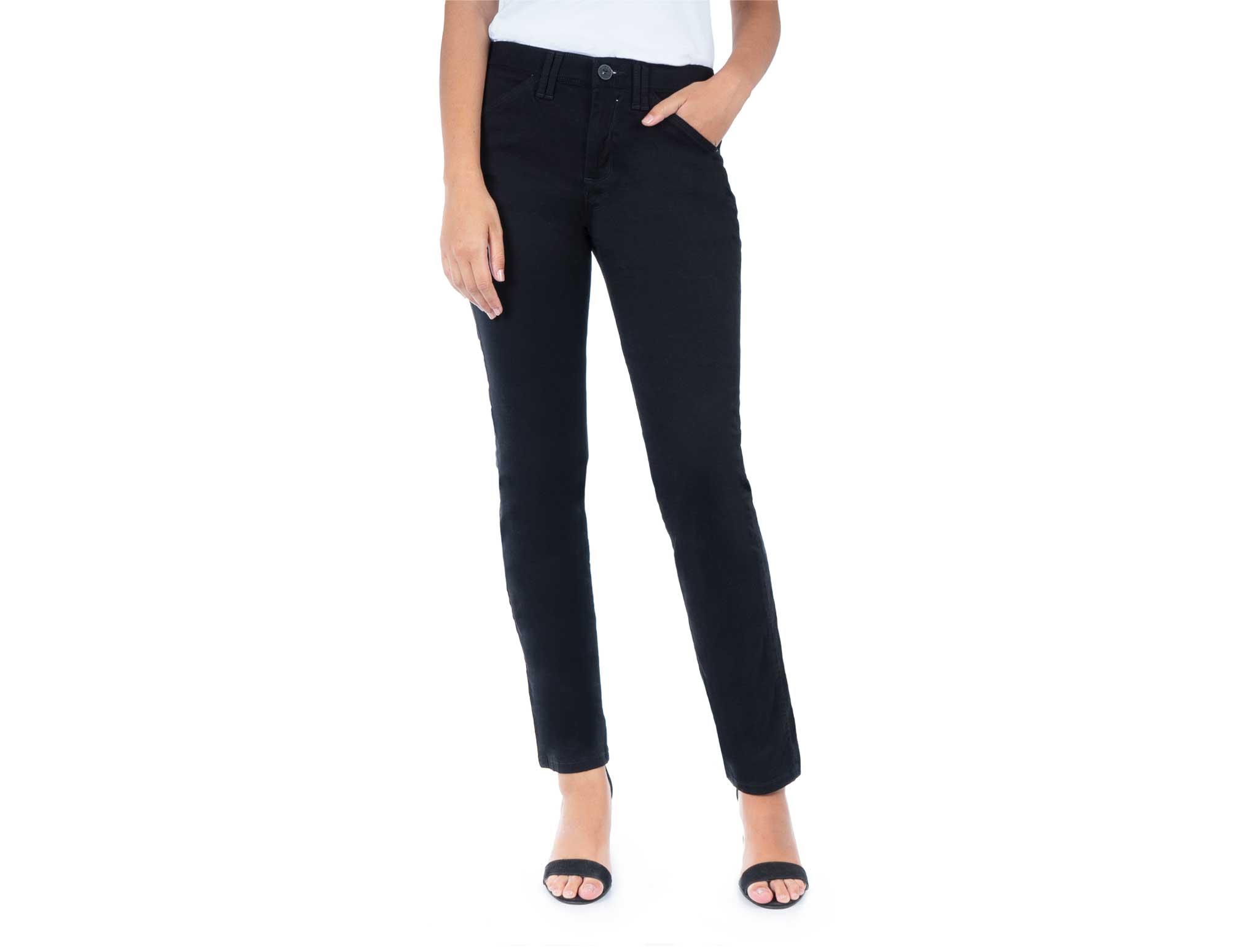 Pantalon Lee Casual Sport Gabardina Para Mujer 63 533 Ha 01 Surtidoradepartamental