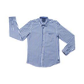 Camisa-Sherman-Morgan-Print-Cuadros-Para-Hombre-CAM-ER-0801