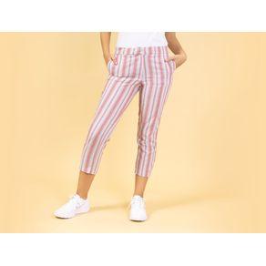 Pantalon-Okey-Crop-Recto-Rayas-Para-Mujer-100