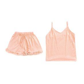 Pijama-Diva-Intima-Con-Short-Print-Lunares-Para-Mujer-0405LU