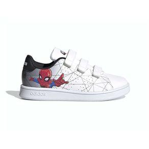 Tenis-Adidas-Advantage-Spiderman-Para-Niño-FY9251
